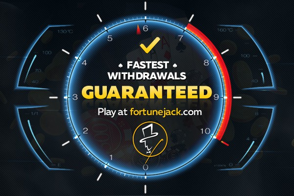 Get Fast Ethereum Withdrawals At FortuneJack